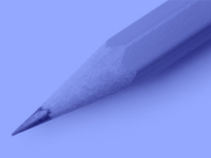 Image of sharpened pencil