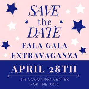 Save The Date – FALA GALA Extravaganza