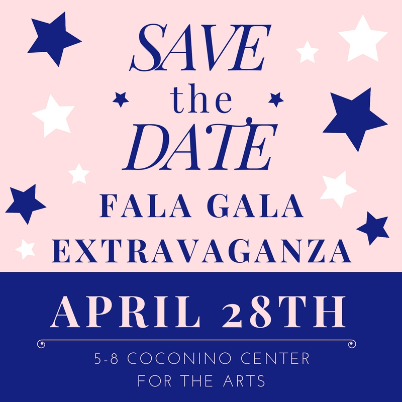 Save The Date – FALA GALA Extravaganza