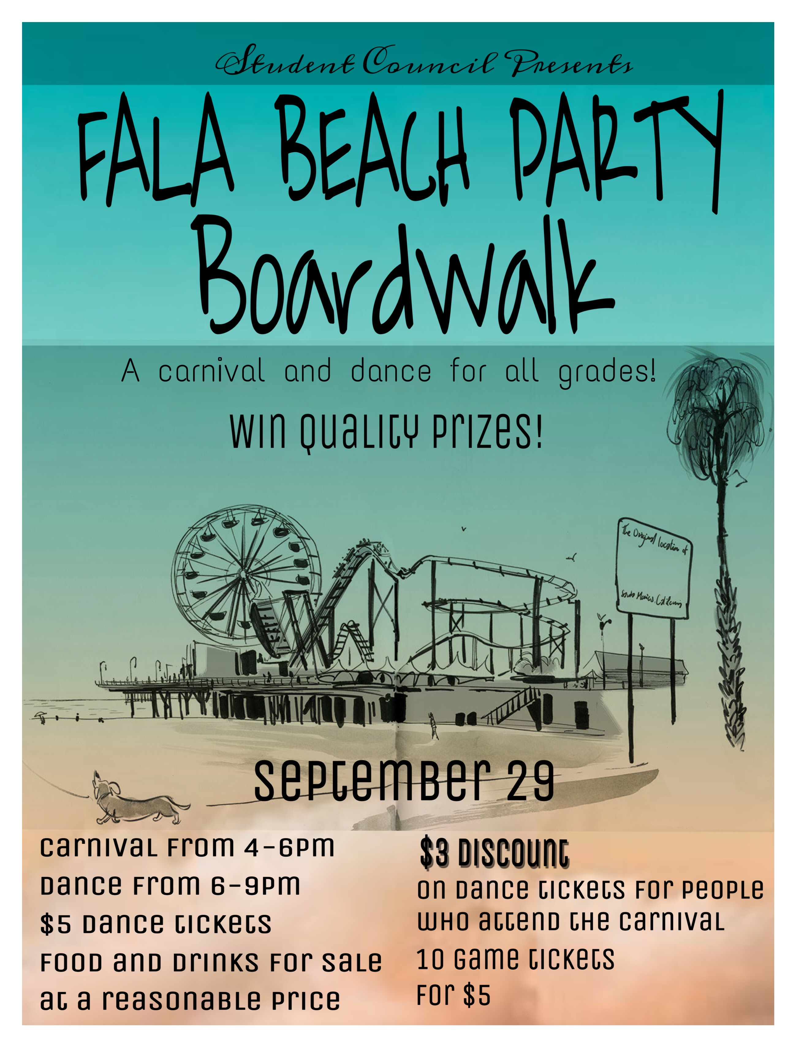 FALA's First Dance And Carnival Is Coming!