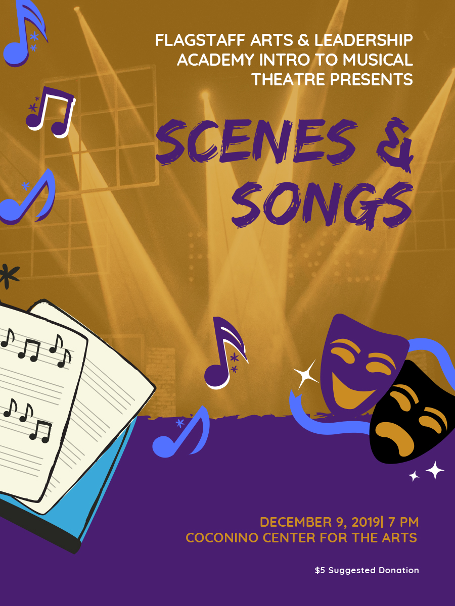 Scenes & Songs @ Coconino Center for the Arts