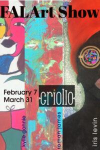 Student Art Show at Criollo @ Criollo Latin Kitchen
