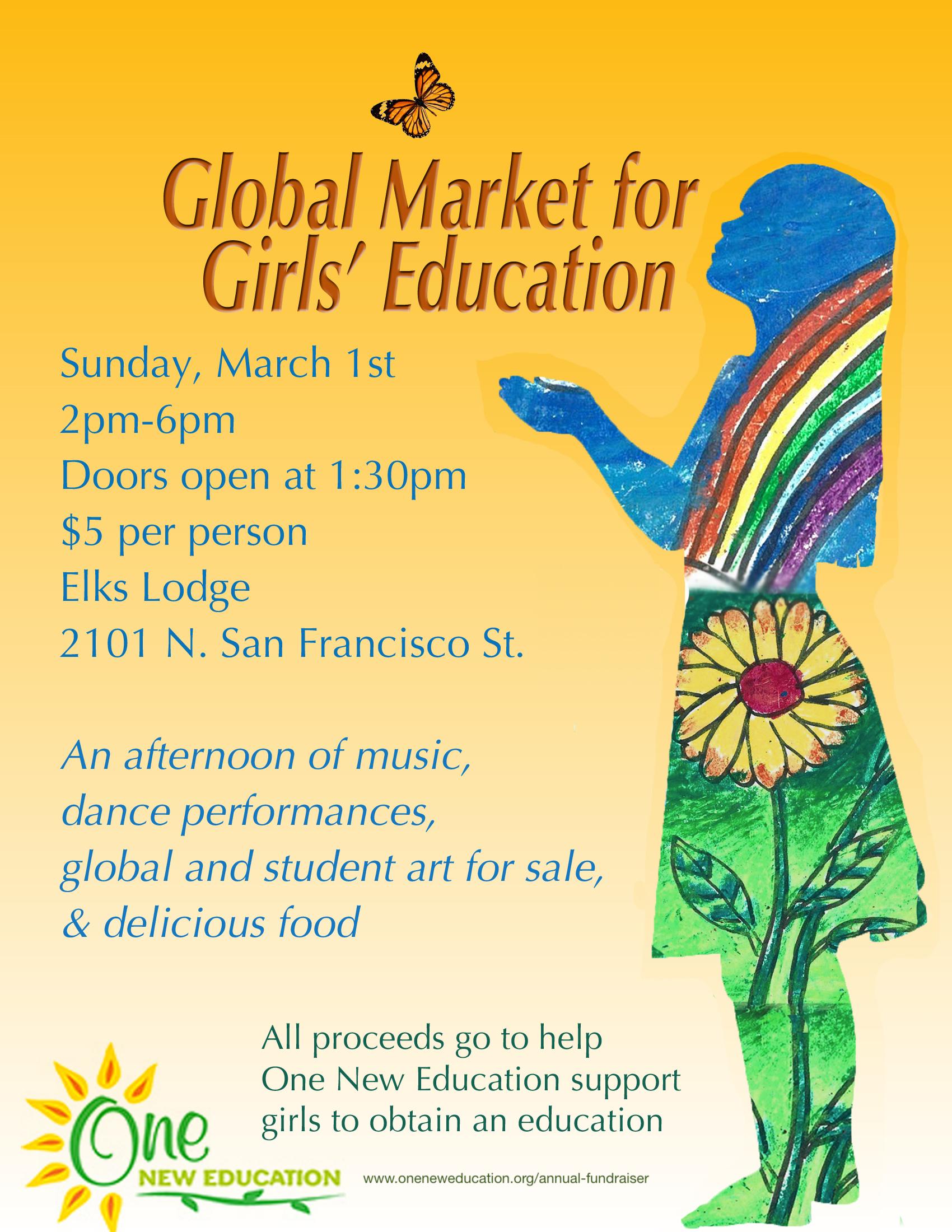 Global Market For Girls' Education