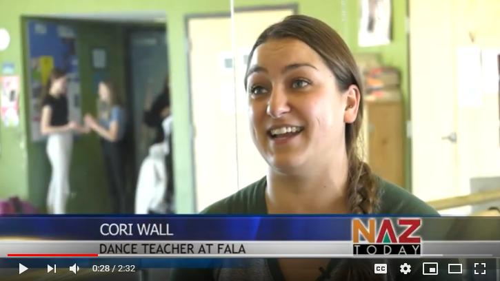 Teacher Of The Week, Cori Wall