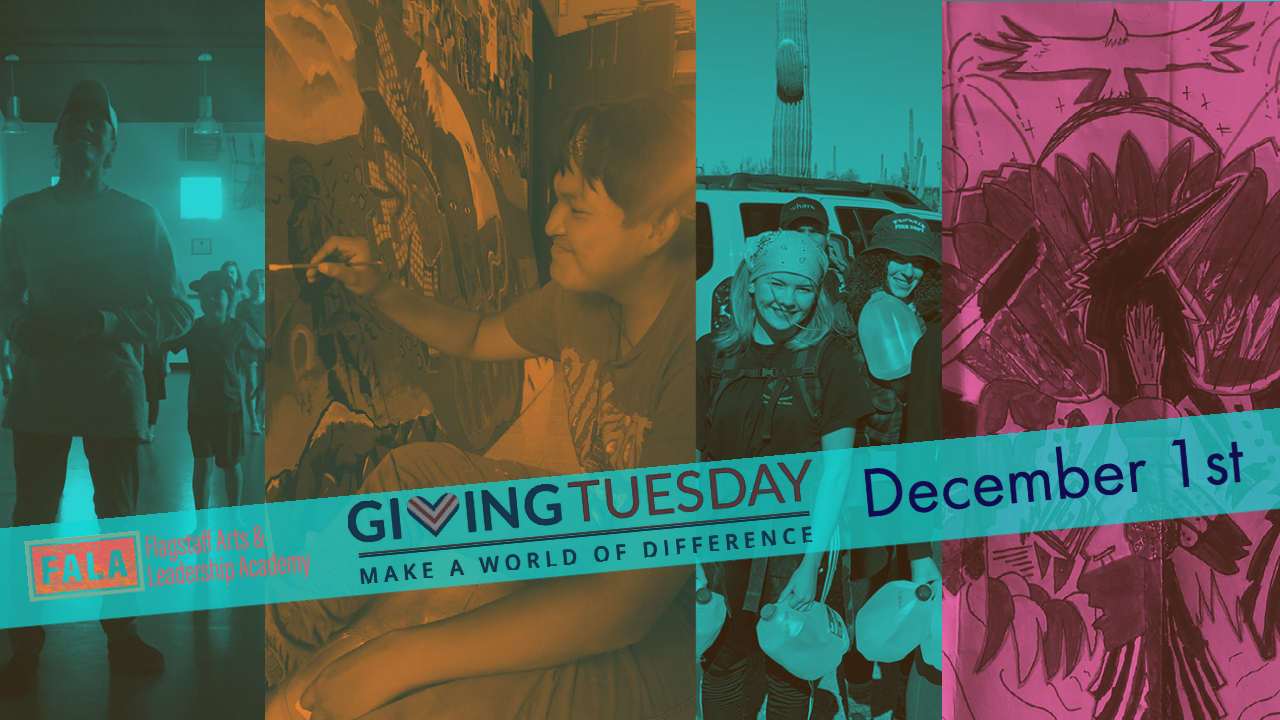 Giving Tuesday Poster