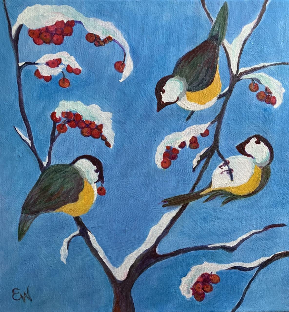 Painting By Eileen Westphal