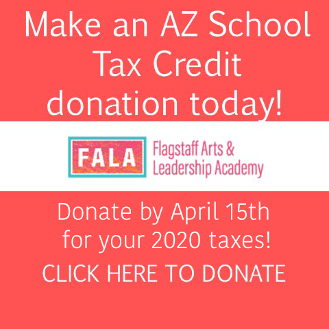 Donate By April 15 For A 2020 Tax Credit!