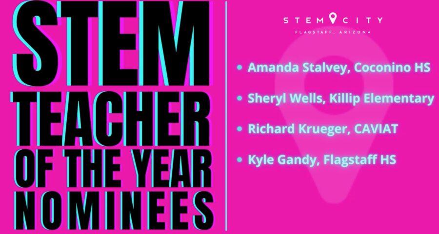 STEM TOYear Nomination For Rich Krueger